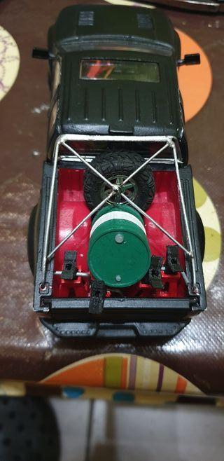 reparación coches radiocontrol