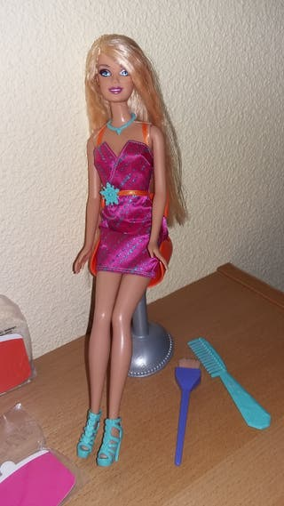 Barbie Peluquería