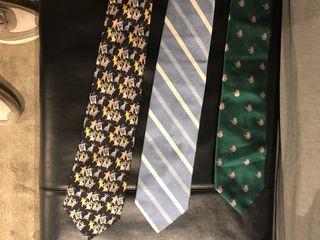 Corbatas seda de marca