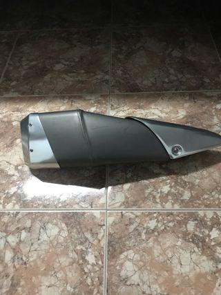 Tubo de escape moto suzuki gsx 600 k8