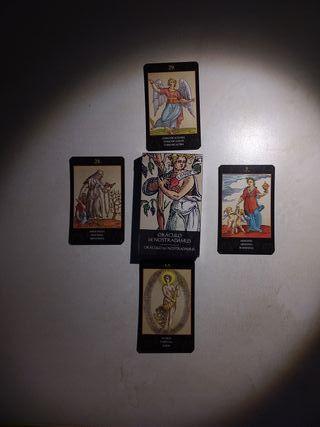 Tarot - Oraculo de Nostradamus