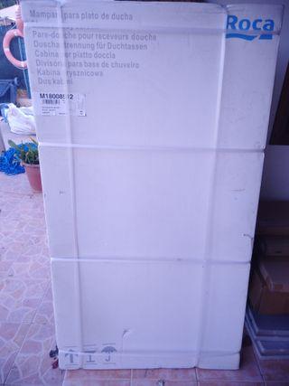 Mampara de ducha Roca