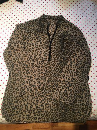*Camisa leopardo*