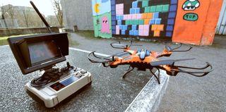 drone 300 metros de controL. NUEVO