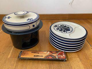 Set de fondue Rosenthal