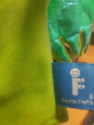 Marioneta de Mano de Fiesta Crafts Dragón
