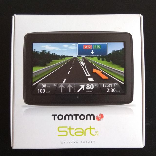 TOMTOM Start25