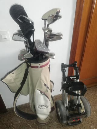 golf Wilson y Callaway