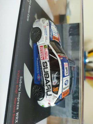 Subaru Impreza WRX STI 1:43