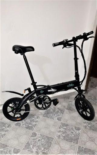 FIIDO D1 Bicicleta Eléctrica Plegable 10.4Ah