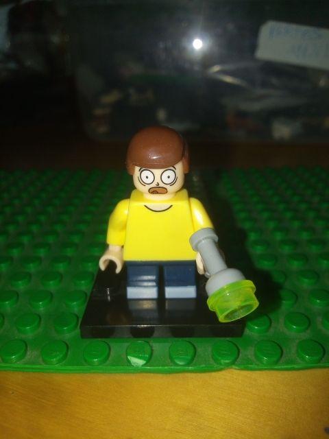 Morty Lego Compatible Rick y Morty