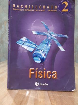 Libro Física 2 Bachillerato tecnológico Bruño