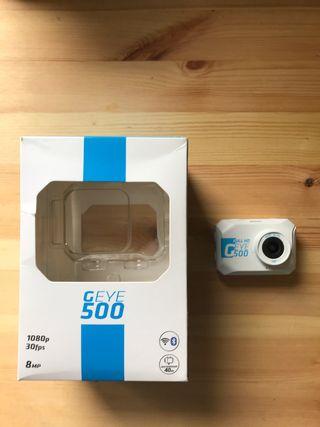 Cámara G-EYE 500Full HD GoPro