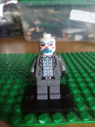 Joker Dark Knight Compatible Lego DC Comics