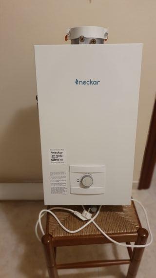 Se vende Calentador de Gas Neckar.