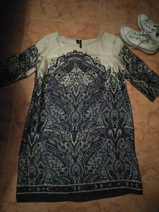 Vestido blusón Mango (talla L)
