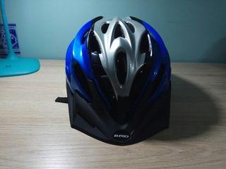 casco b pro bicicleta