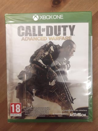 Call Of Duty Advanced Warfare Xbox One PRECINTADO