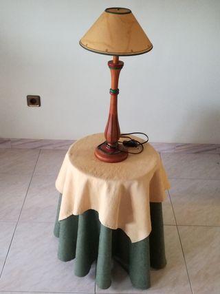 Conjunto mesa camilla