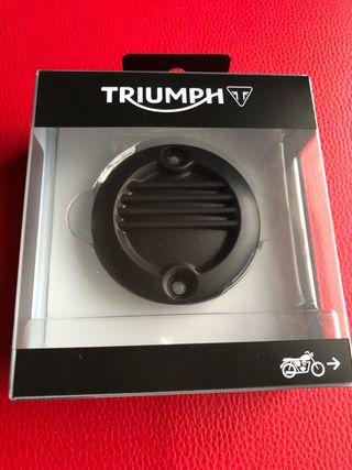 Tapa alternador moto Triumph