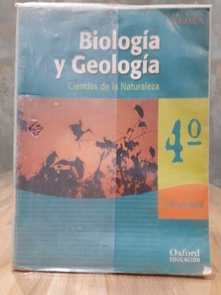 BIOLOGIA Y GEOLOGIA, CIENCIAS NATURALES, 4º SECUND