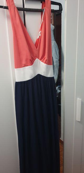 Vestido moda chica fiesta mujer