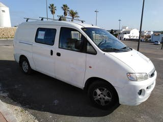 Hyundai H1 2.5 turbo