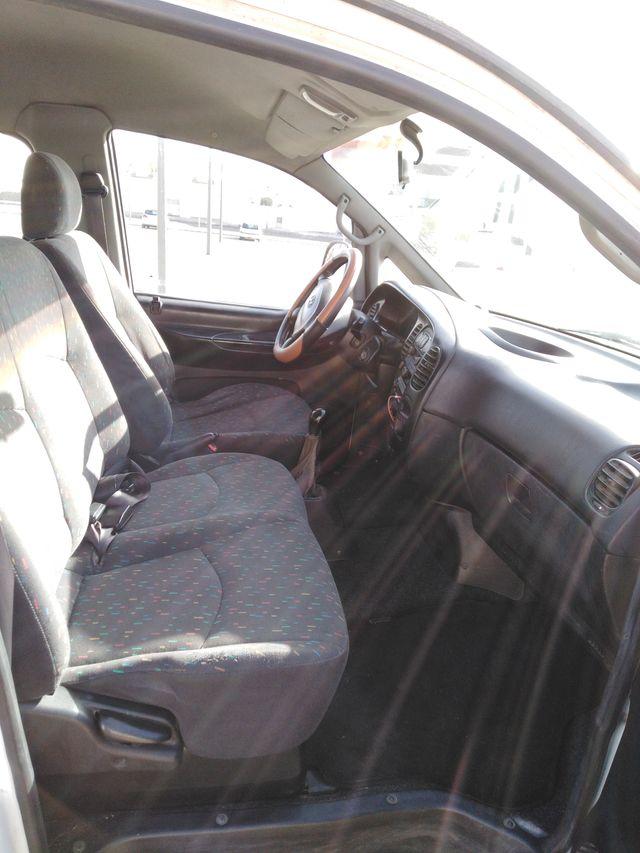Hyundai H1 2.5 turbo
