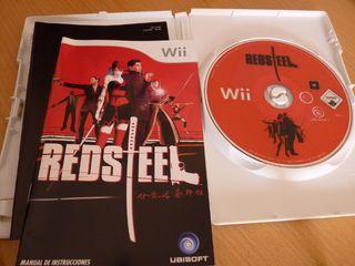 Nintendo Wii Red Steel
