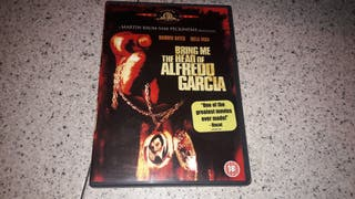 Bring me the Head of Alfredo Garcia DVD