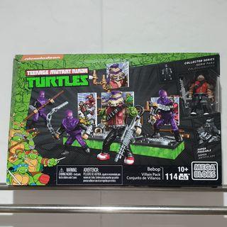juguete maqueta nueva precintada tortugas ninja