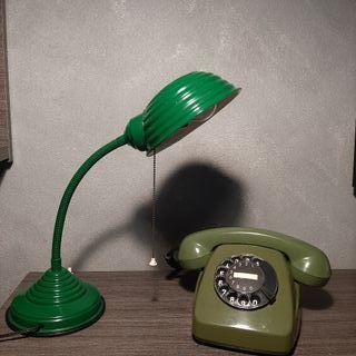 Preciosa y Antigua lampara Flexo años 50/60