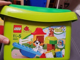 Lego original duplo caja 4624