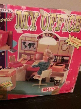 Oficina Barbie