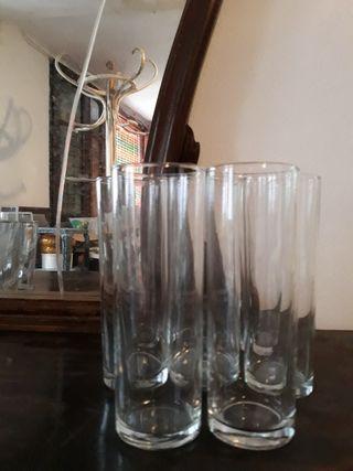 vasos de tubo, 15