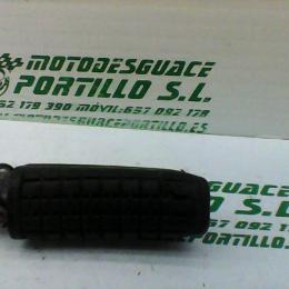Reposapies trasero izquierdo Honda CBF 125 M