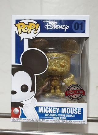 nuevo precintado funko pop edición especial mickey