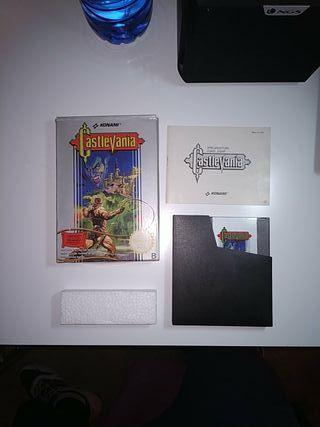 Castlevania Nintendo Entertainment NES