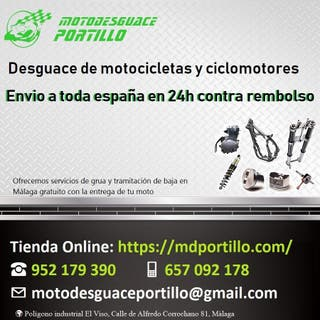 Sensor de freno trasero Honda CBF 125 M