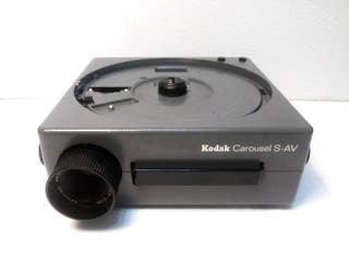 Proyector Kodak Carousel S-AV