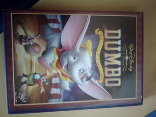 PELÍCULA DVD DUMBO