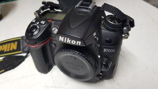 nikon D7000 en buen estado