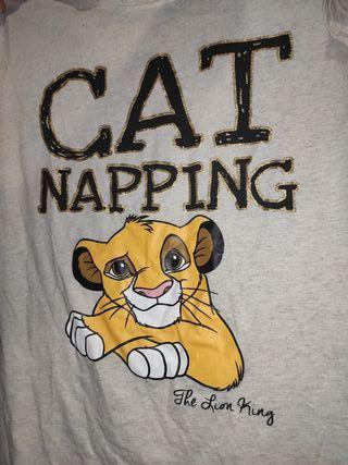 camiseta el rey León