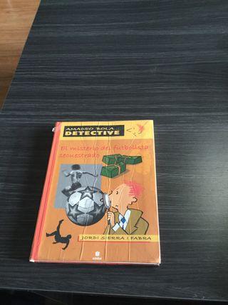 Libro de lectura infantil