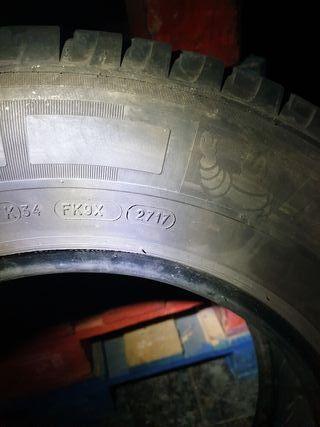 ruedas nissan atleon