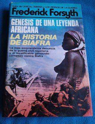 Genesis de una leyenda africana - la historia de b