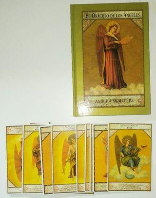 Oráculo de los angeles (baraja ritualizada)