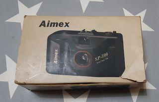 Cámara Vintage Aimex SP 500