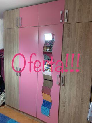 Dormitorio Infantil como Nuevo!!!