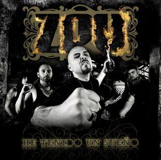 ZPU - He Tenido Un Sueño - CD